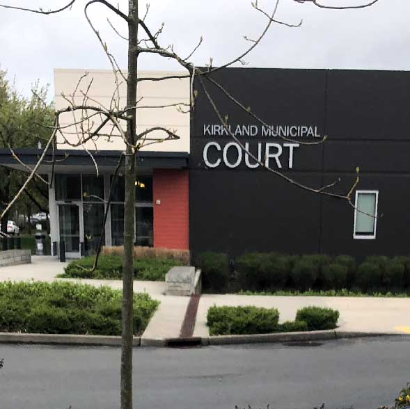 Kirkland Courthouse
